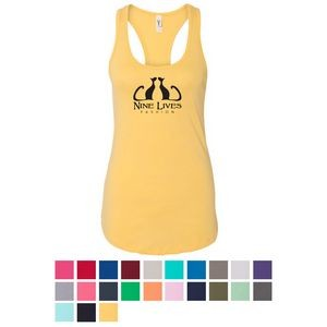 NEXT LEVEL™ Women's Ideal Racerback Tank