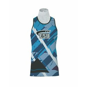 Men's or Ladies' Dye Sublimation Tank Top